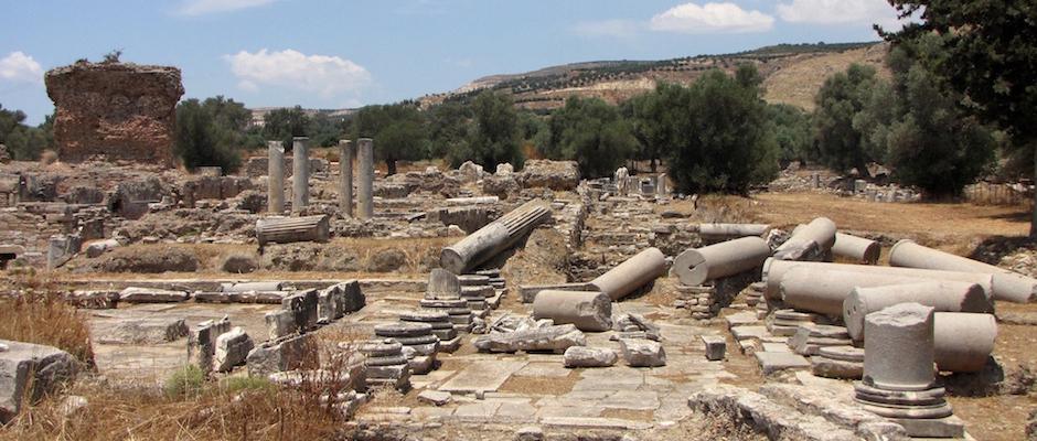 Epigrafia a Creta