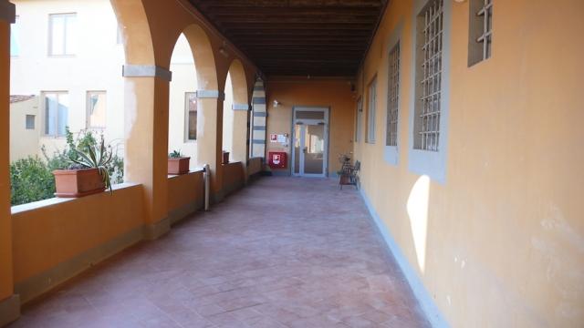 Palazzo della Canonica - Sede del SAET
