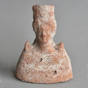 Busto fittile E 3305